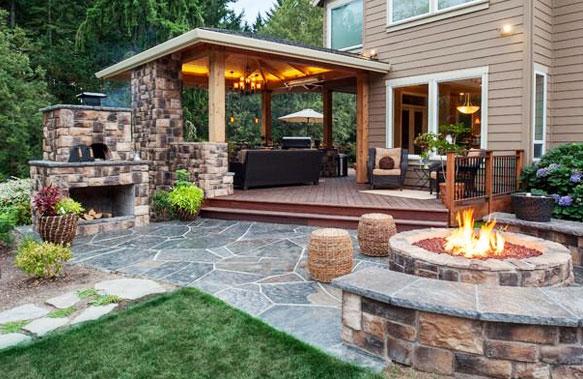 Hardscapes & Custom Concrete