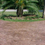 Stained Concrete in Temecula